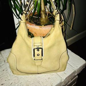 Coach purse/Hobo/Hampton 5054